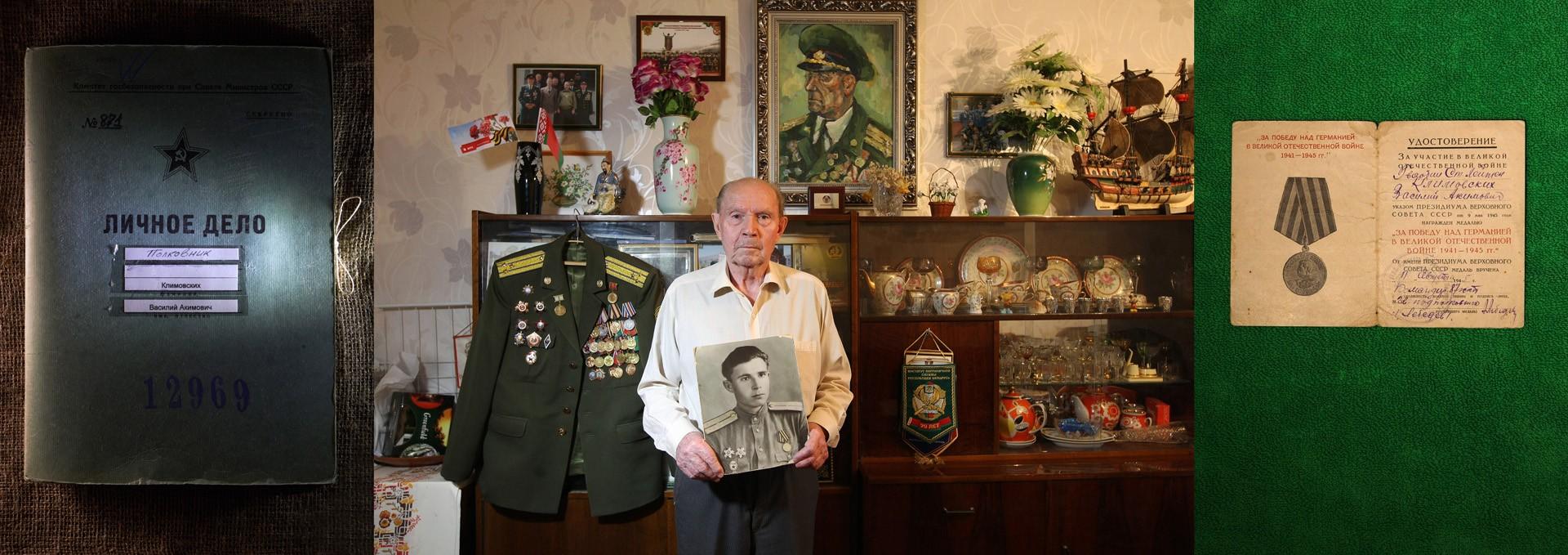 Климовских Василий Акимович